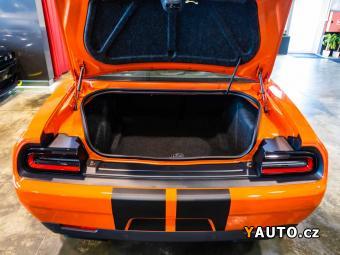 Prodám Dodge Challenger 6,2 SRT Hellcat 707HP