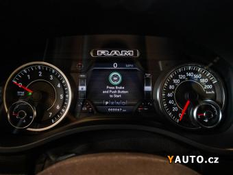 Prodám Dodge RAM 5,7 Sport Vzduch Adapt. tem LED