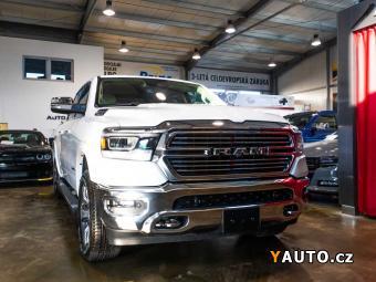 Prodám Dodge RAM 5,7 Laramie 2019 Prodl. Korba