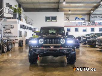Prodám Jeep Wrangler 3,6 Rubicon 3.5in LIFT SkyTop