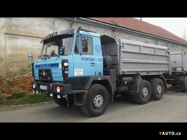 Prodám Tatra 815-2 S3 6x6
