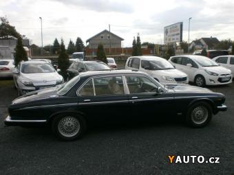 Prodám Jaguar Daimler 5.4i 12V Double Six