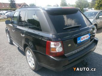 Prodám Land Rover Range Rover Sport SE 2.7TD V6