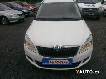 Prodám Škoda Praktik 1.2HTp 1. maj. ČR