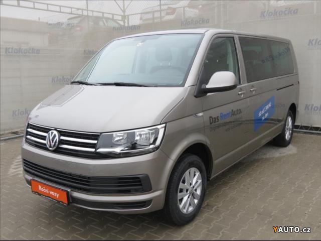Prodám Volkswagen Caravelle 2,0 TDI COMFORTLINE DR 110kW