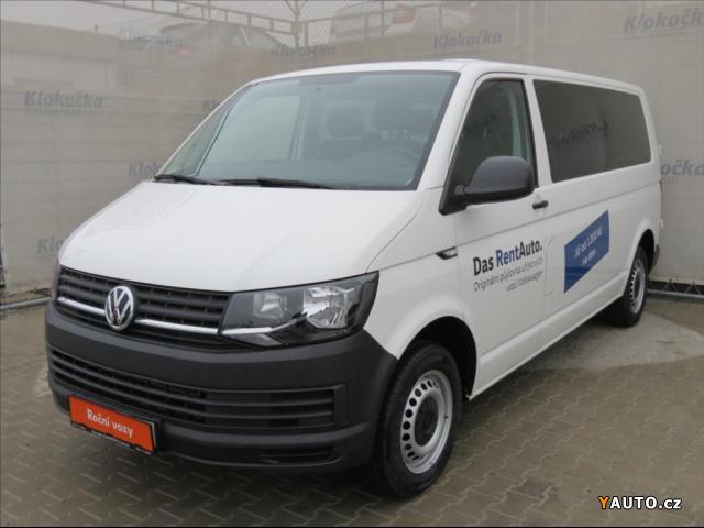 Prodám Volkswagen Transporter 2,0 TDI T6 EU6