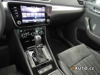 Prodám Škoda Superb 2,0 TDI STYLE PLUS DSG 4x4 CO