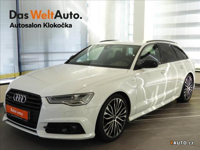 Prodám Audi A6 3,0 TDI V6 COMPETITION AVANT