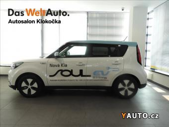 Prodám Kia Soul 1,0 PS EV Synchronní AC elektr