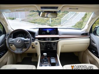Prodám Lexus LX 570 5,7