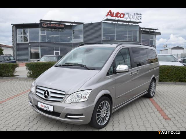 Prodám Mercedes-Benz Viano 3,0 AVANTGARDE 2. MAJITEL ČR