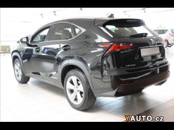 Prodám Lexus NX 300 2,5 AWD AUT. LUXURY ČR