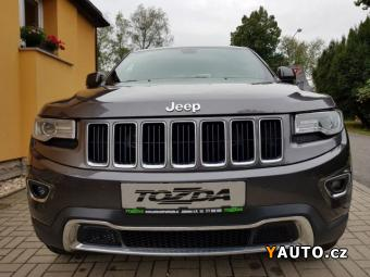 Prodám Jeep Grand Cherokee 3,0 CRD *Limited* DPH * DOHODA