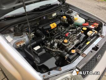Prodám Subaru Forester 2,0i AWD Dual Range* active *