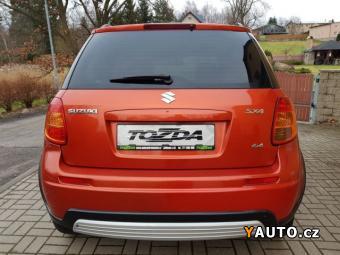 Prodám Suzuki SX4 1,9 DDis 4WD·servis. kn. ·