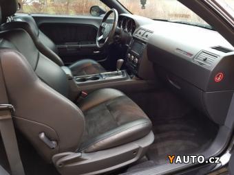 Prodám Dodge Challenger SRT8 6,1 HEMI * top * ČR *