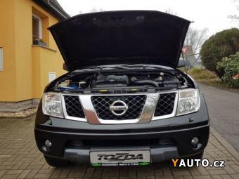 Prodám Nissan Navara 2,5 DCi *automat * měchy