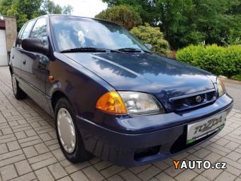 Prodám Subaru Justy 1,3i 4WD * klima * servo *