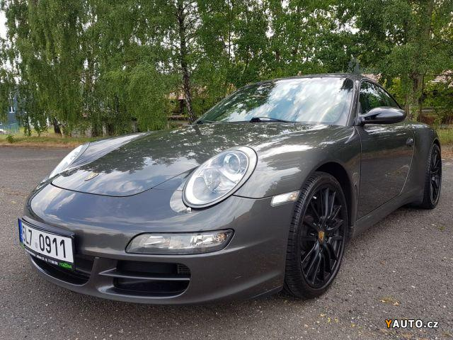 Prodám Porsche 911 Carrera 4 * Chrono Sport *