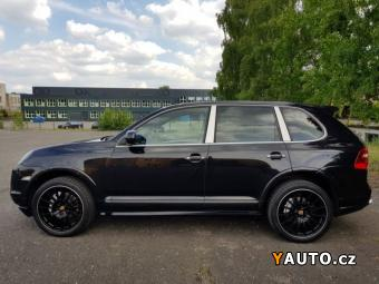 Prodám Porsche Cayenne S 4,8 Black Edition*servis. kn.