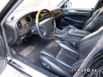 Prodám Jaguar XJR 4,0 V8 Supercharged