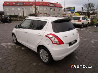 Prodám Suzuki Swift 1, 2 GL, AC SE