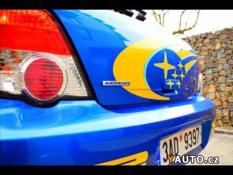 Prodám Subaru WRX 2,0 WRX STi 280 PS