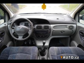 Prodám Renault Scénic 2,0 klima, el. okna, r. 2002