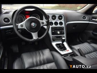 Prodám Alfa Romeo 159 2,4 JTDm klima, kůže, p. senzo