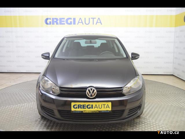 Prodám Volkswagen Golf VI 1,6TDi 77kW, 1. MAJITEL, servi