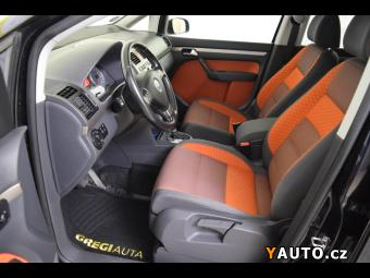 Prodám Volkswagen Touran CROSS 1.4TSi, DSG