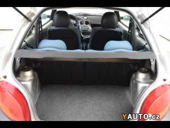 Prodám Ford Ka 1,3i serviska, klima, servo