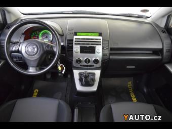 Prodám Mazda 5 2,0 MZ-CD serviska, xenony, digi