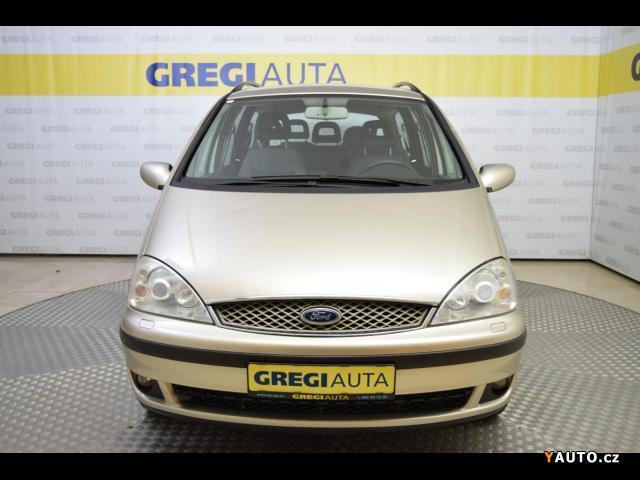 Prodám Ford Galaxy 1,9TDi, PO SERVISU, AUTOMAT, 7. MÍ