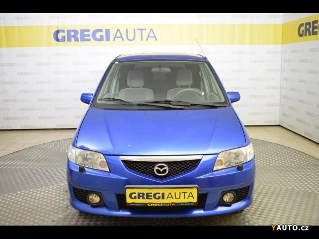 Prodám Mazda Premacy 2,0i 7. MÍST, PO SERVISU, servisk