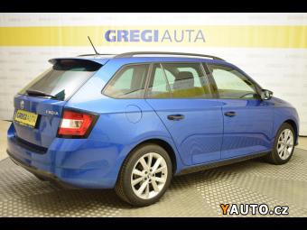 Prodám Škoda Fabia III 1,2TSi DSG, SCOUTLINE STYLE