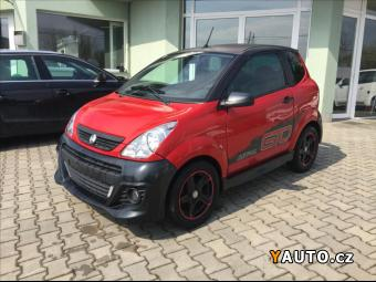 Prodám Aixam GTO 0,4 ABS, Carbon, park. senzory
