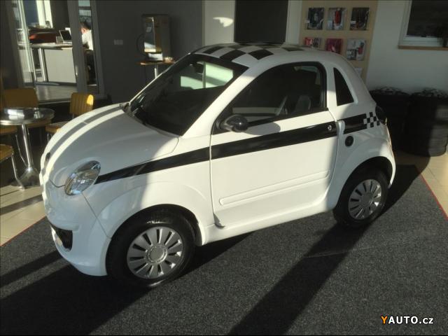 Prodám Microcar DUE 0,5 Progress 505, Odpočet DPH