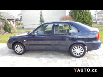 Prodám Hyundai Accent 1.3 PŮVOD ČR, TAŽNÉ, KLIMA