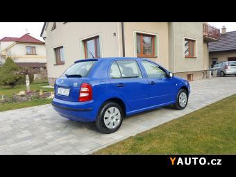 Prodám Škoda Fabia 1.4 SERVISKA, KLIMA, 1. MAJITEL