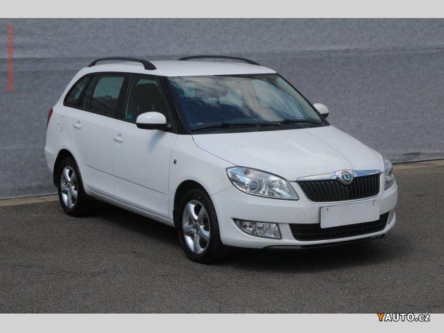 Prodám Škoda Fabia 1.2 TSI Elegance, 1. maj, ČR