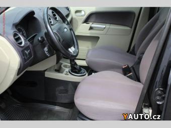 Prodám Ford Fusion LPG 1.4 16V, 1. maj, ČR, Klima