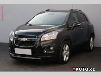 Prodám Chevrolet Trax 1.7 VCDi, 1. maj, ČR, Klima
