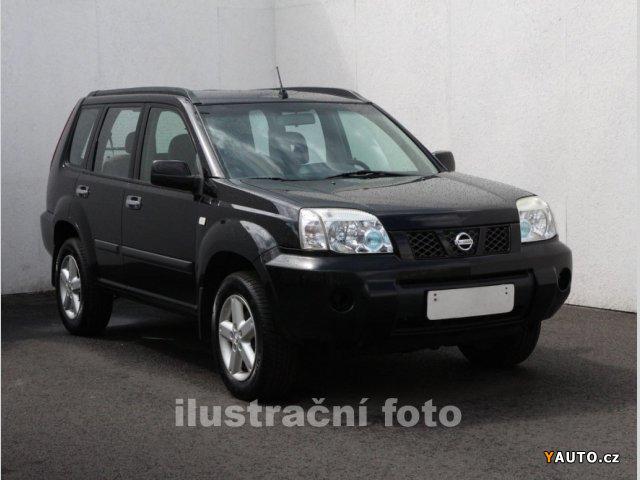 Prodám Nissan X-Trail 4x4 2.0 16V, Aut. klima