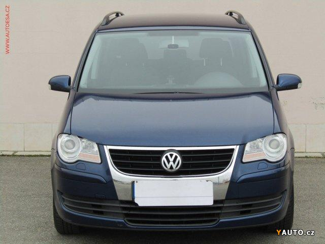 prod m volkswagen touran 7m st 1 4 tsi trendline prodej. Black Bedroom Furniture Sets. Home Design Ideas