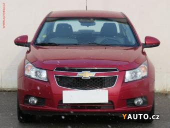 Prodám Chevrolet Cruze 1.6 16V, ČR, Servisní kniha