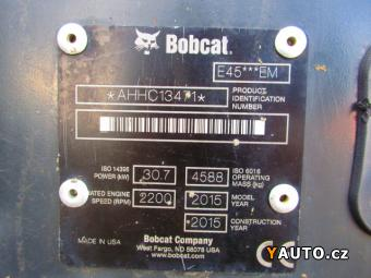 Prodám Bobcat E45 (4,6 t)