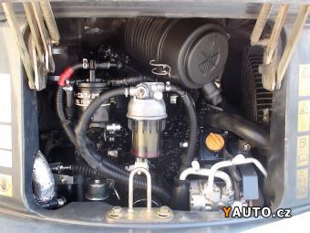 Prodám Ostatní Minibagr HITACHI ZX 38 U-3 CLR