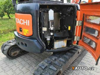 Prodám Hitachi Minibagr HITACHI ZX 48 U - 5