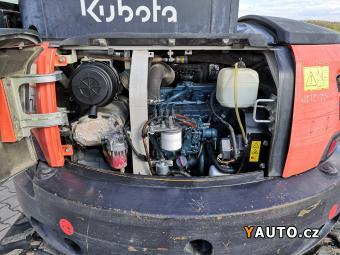 Prodám Kubota Minibagr Kubota U 55 - 4
